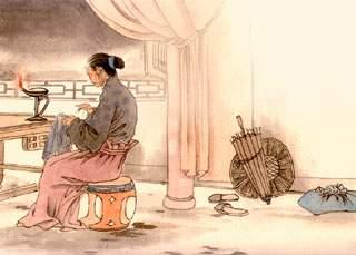 遊子吟 A Traveller's Song - 孟郊 Meng Jiao