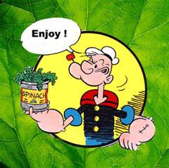 菠菜 Spinach
