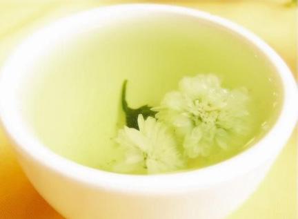 陶淵明 菊花茶