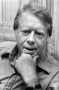 Jimmy Carter 1976 November Playboy Interview