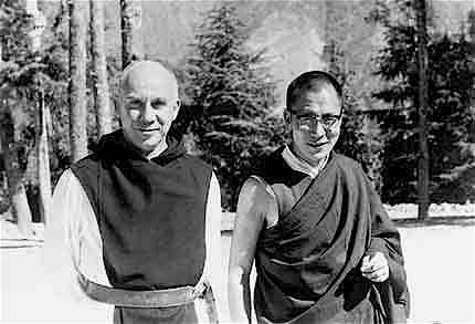 Thomas Merton and Dalai Lama