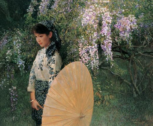 陳衍寧的油畫世界 - 外婆的澎湖灣