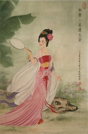 秋夕 In the Autumn Night - 杜牧 Du Mu